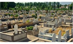 4 metrelik mezar yerini internette 29 bin liradan satışa çıkardı