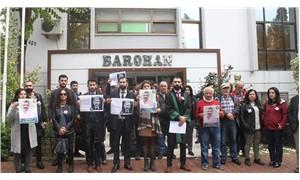 Antalya Barosu Tahir Elçi fotoğrafını kaldırttı