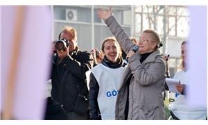 Mücella Yapıcı 'Gezi Soruşturması' kapsamında ifade verdi