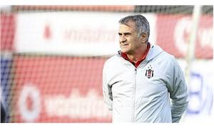 Beşiktaş derbilerde Şenol Güneş'e güveniyor