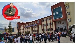 AKP üniversitesinde usulsüzlük diz boyu