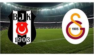 Beşiktaş-Galatasaray derbisinde muhtemel 11'ler
