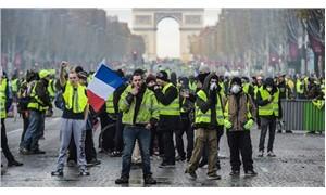 Fransa İçişleri Bakanlığı: 200 civarı barışçıl protestocu var