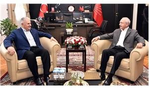 Kemal Kılıçdaroğlu ile Binali Yıldırım bir araya geldi