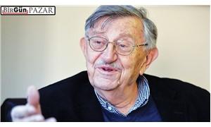 Korkut Boratav, BirGün Pazar'ın sorularını yanıtladı:Muhalefet, farklı yataklardan  gelip bir çağlayana dönüşmeli