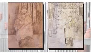 Tutuklu gazeteci ve ressam Zehra Doğan koğuş arkadaşını çizdi