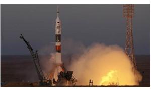 Ekimde acil iniş yapan uzay aracı bugün tekrar fırlatıldı