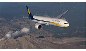 """Jet Airways pilotlarının """"hasta raporu"""" uçak seferlerini iptal ettirdi"""
