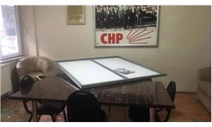Kayseri'de CHP binasına saldırı