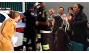 """""""Basın sopayı adi karıya"""" diyen AKP'li Tokkan'a kadınlardan protesto"""
