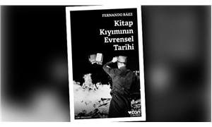 'Kitap Kıyımının Evrensel Tarihi' Can Yayınları'ndan çıktı