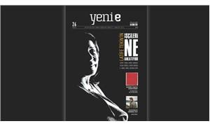 'Yeni e' dergisi Aralık sayısı çıktı