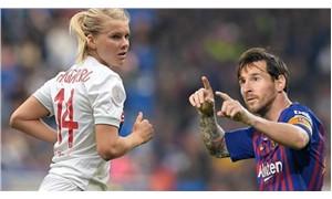 Hegerberg, Messi'nin yüzde 1'i kadar maaş alıyor