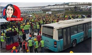 İşçi katilleri dışarıda çocuklarımız tutuklu