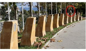 Isparta'da bir parktan 9 bronz büst çalındı
