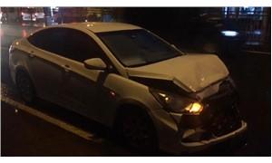 Karadağ kültür bakanı kaza geçirdi