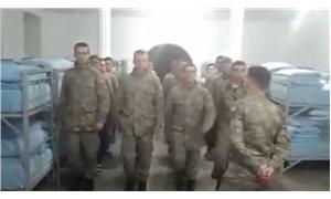MHP'li adaya selam yollatan askerlere soruşturma