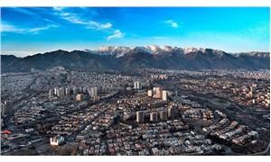 Tahran her yıl 25 santimetre çöküyor