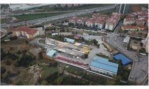 Ünalan'daki İBB arazisi İGDAŞ'a satıldı