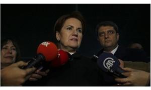 """""""Ankara'yı illa 'İYİ Parti alsın' diye bir tavrımız yok"""""""
