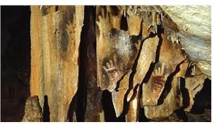 Mağaralardaki el şablonlarında neden parmaklar eksik?