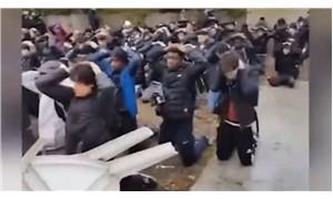 Fransa'da Macron protestosunda yüzlerce lise öğrencisi gözaltına alındı