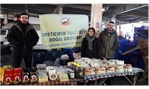 Dayanışma Kooperatifi, Beşiktaş pazarında