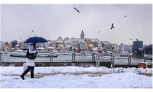 Meteoroloji, İstanbul'a kar yağışı için tarih verdi