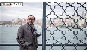 Burhan Sönmez, yeni kitabı Labirent'i anlattı: İktidarlar sadece geçmişi çalmaz yeni bir geçmiş de verir