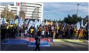 KESK'ten 'Yoksulluğa, İşsizliğe, Güvencesizliğe Karşı' Karadeniz bölge mitingi