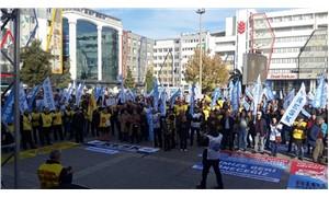 Emekçiler Samsun sokaklarındaydı: Birlikte mücadeleden vazgeçmeyeceğiz