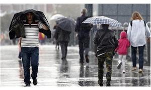 Kocaeli ve Sakarya'da kuvvetli yağış