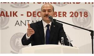 Soylu: Türkiye'de 3 milyon 611 bin 834 Suriyeli var