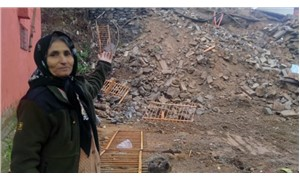 Kağıthane'de istinat duvarı çöktü, mandırayı su bastı çok sayıda hayvan öldü