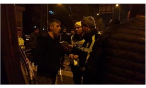 Kaza yapan sürücüden polise: Alkollüyüm, üflemeyeyim