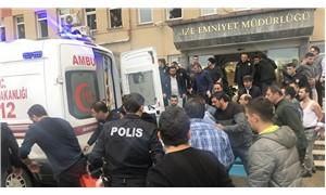 Makamında vurulan Rize Emniyet Müdürü Verdi, hayatını kaybetti