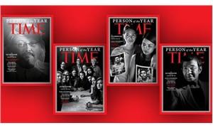 TIME dergisi Cemal Kaşıkçı'yı 'yılın kişisi' seçti