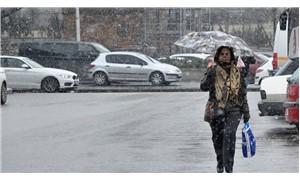 Ankara'da kar etkisini gösterdi