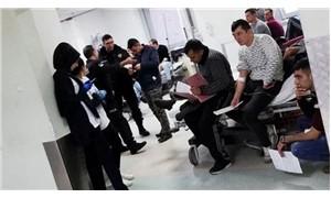 Antep Polis Okulu'nda çok sayıda öğrenci hastanelik oldu