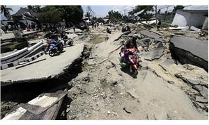 Endonezya'da doğal afetler 4 bin 211 can aldı