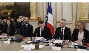 Fransa'da muhalefetten hükümete gensoru önergesi
