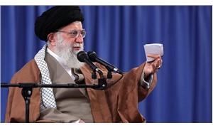 Hamaney: ABD, İran'da iç savaş çıkarmaya çalışıyor