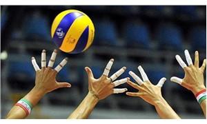 Liselerarası kızlar voleybol turnuvasına erkek öğretmenlerin girişi yasaklandı