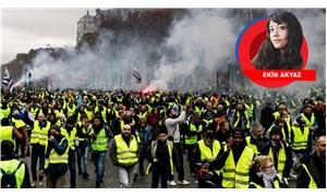 Macron kimseyi aldatmaya çalışmasın