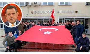 Sakarya'da toplanan bir grup kamyoncu Fatih Portakal'dan şikayetçi oldu