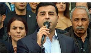 Demirtaş'ın 'tutukluluğuna devam' kararı