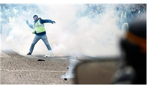 Macron'un açıklamaları yetersiz kaldı: Sarı Yelekliler cumartesi yine sokaklarda