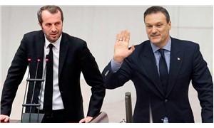 MHP'li Sancaklı ve AKP'li Özalan kürsüde: Topa 20 sene kafa attık, hatalarımızda bizi mazur görün
