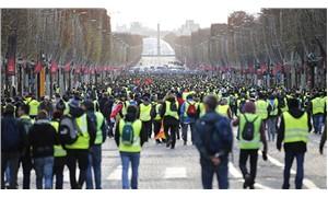 'Sarı Yelekliler' bir kez daha sokağa çıkıyor
