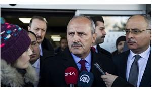 Ulaştırma Bakanı, 'sinyalizasyon' sorusunu yanıtlamadı